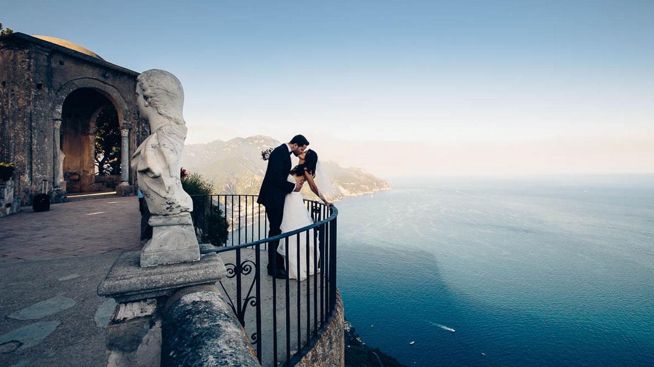 matrimonio ad amalfi