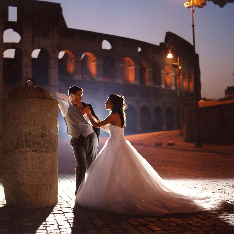 Matrimonio al Roma