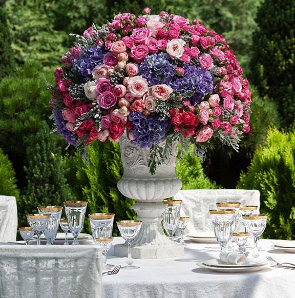 allestimento eventi e matrimoni